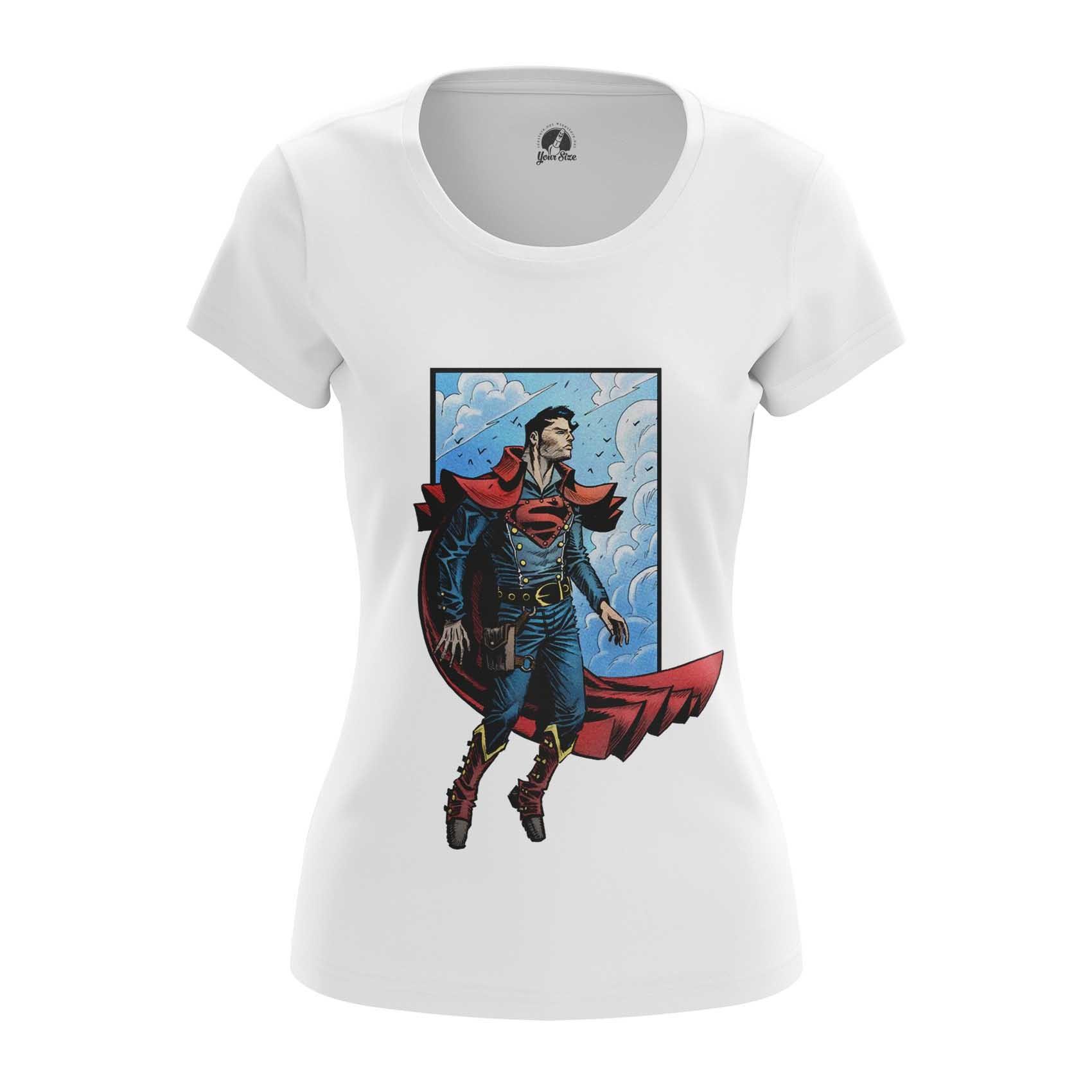 Merch Women'S Long Sleeve Steampunk Superman