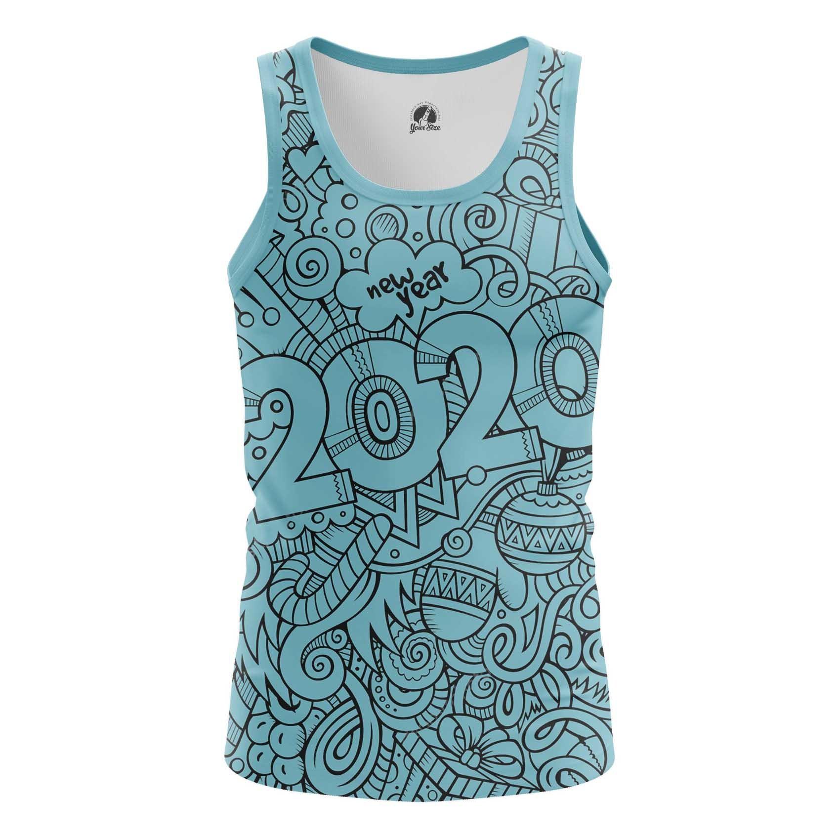 Merchandise Men'S Raglan New Year 2020 Pattern Symbols