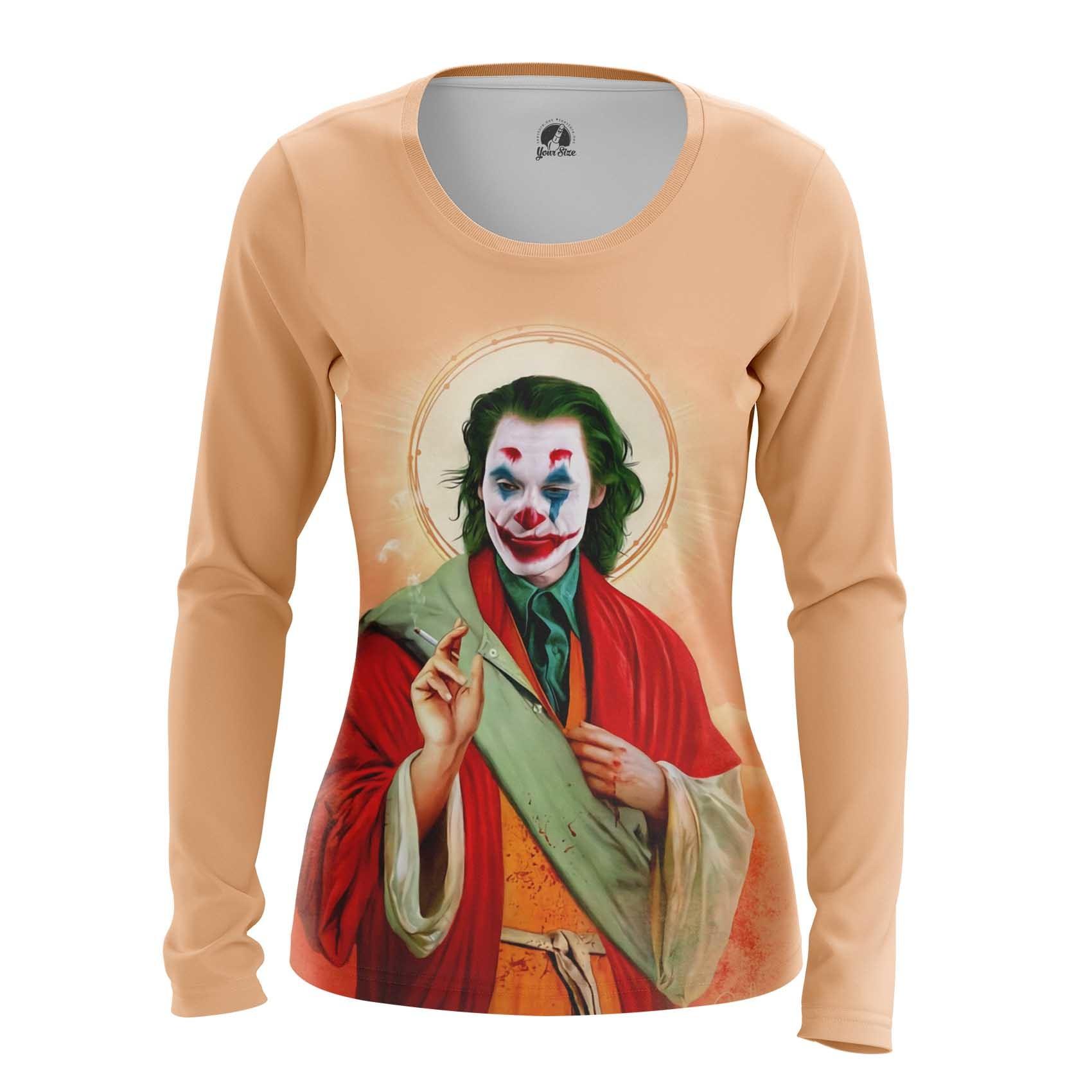 Collectibles Womens Tank Saint Joker Print
