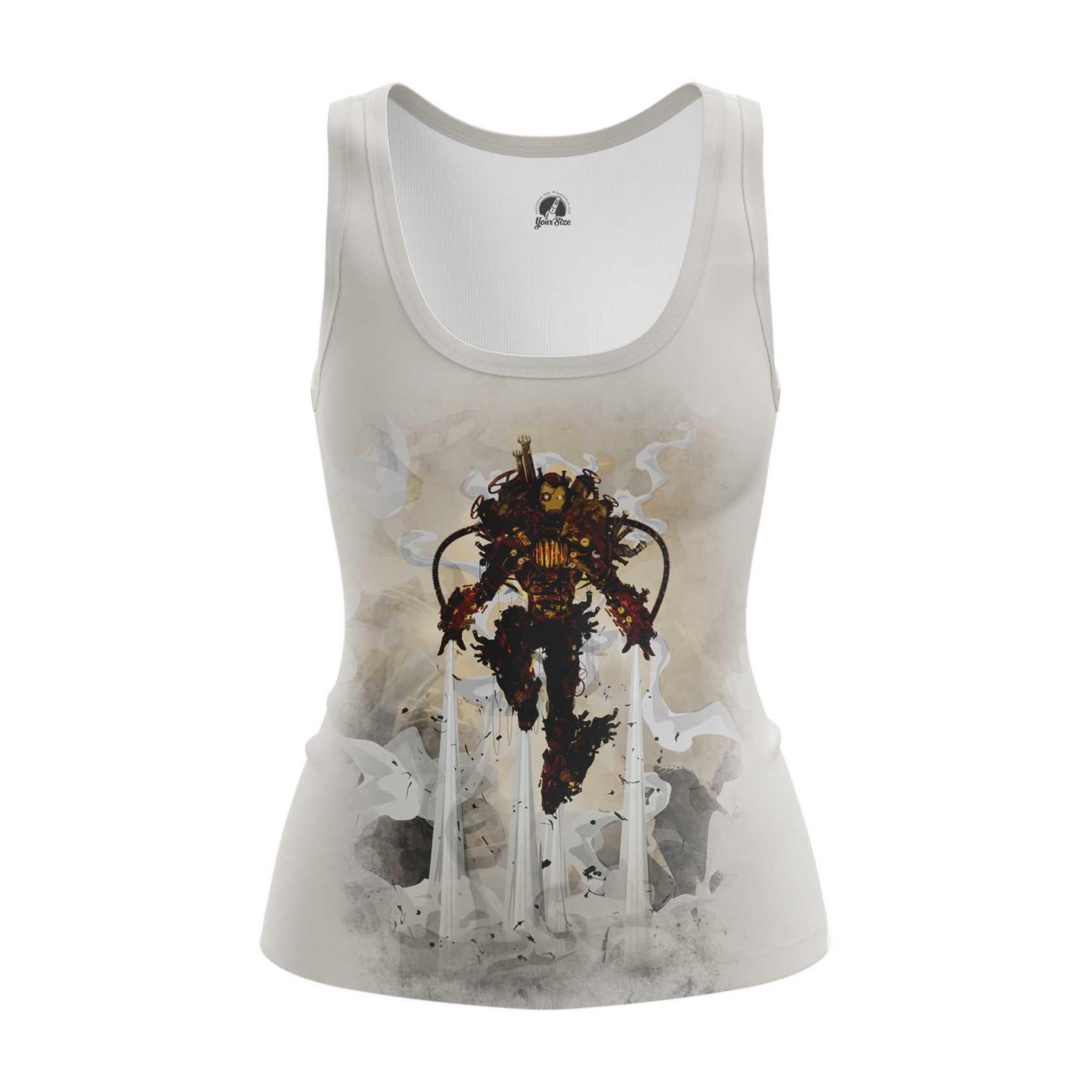 Merch Women'S Long Sleeve Steampunk Iron Man