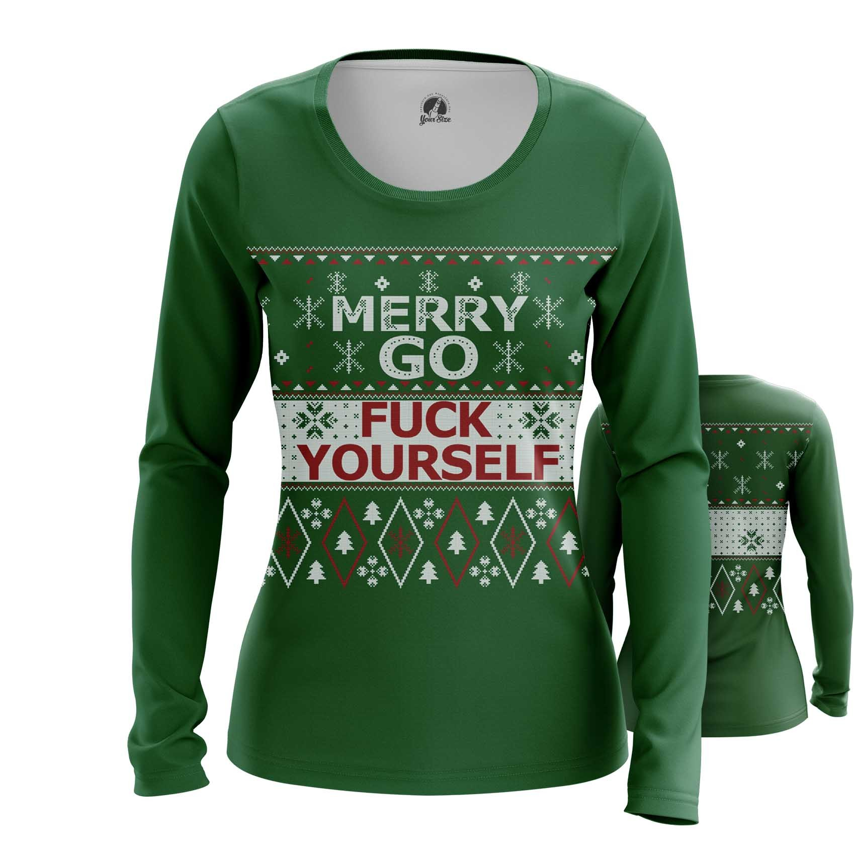 Collectibles Women'S Tank Merry Christmas Go Fuck Yourself Vest