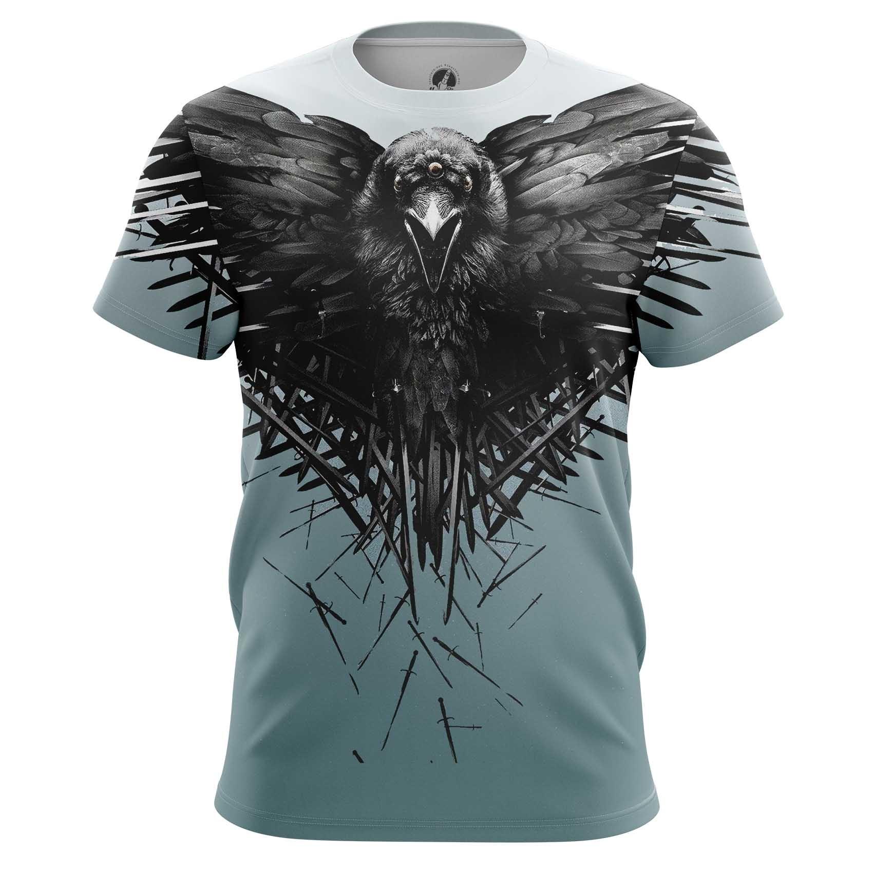Collectibles Men'S Tank Third Eye Crow Game Of Thrones Vest