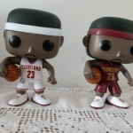 POP Sports NBA Kobe Bryant Visitor Color Collectibles Figurines