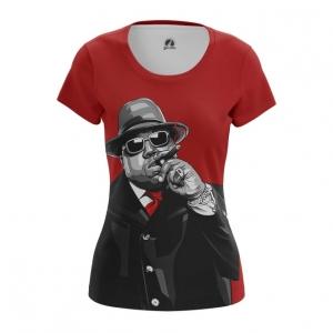 Merchandise Women'S T-Shirt Notorious B.i.g. Biggie Smalls Top