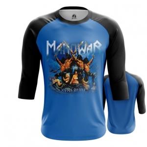 Merchandise Men'S Raglan American Heavy Metal Manowar