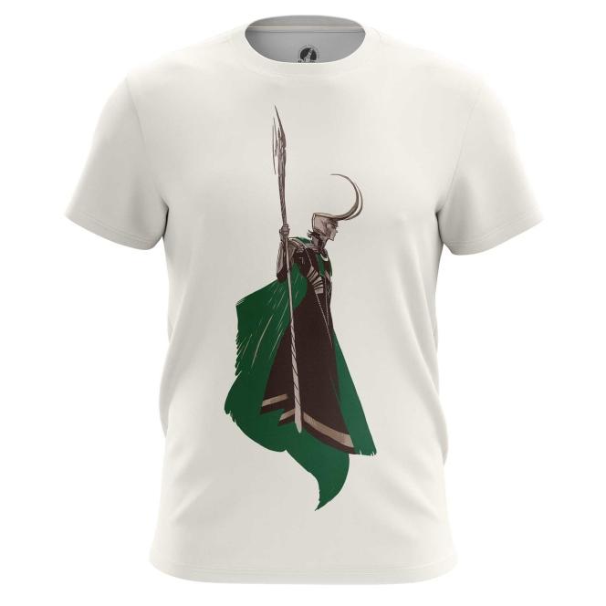 Merchandise Men'S T-Shirt Loki Minimalist Tom Hiddleston Top