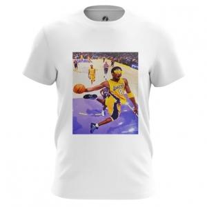 Merch Lakers Mamba Men'S T-Shirt Kobe Bryant Top