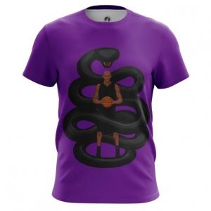 Merch Men'S T-Shirt Kobe Bryant Black Mamba Top