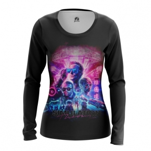 Collectibles Women'S Long Sleeve Simulation Theory Muse Band