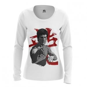Merchandise Women'S Long Sleeve Bruce Lee Jersey