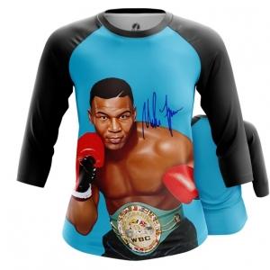 Merchandise Women'S Raglan Mike Tyson Box Jersey