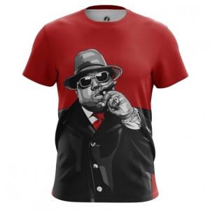 Merchandise Men'S T-Shirt Notorious B.i.g. Biggie Smalls Top