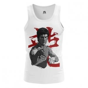 Merchandise Men'S Vest Top Bruce Lee Jersey