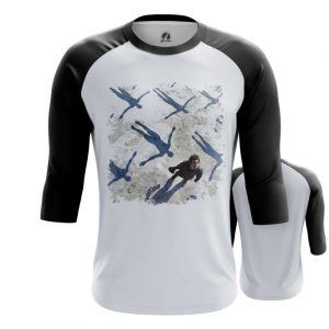 Collectibles Men'S Raglan Muse Absolution Jersey Tee