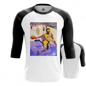 Merch Kobe Bryant Raglan Lakers Mamba