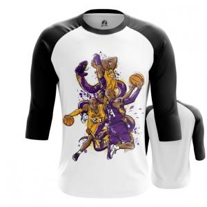Merch Men'S Raglan Memory Kobe Bryant