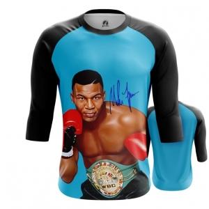Merchandise Men'S Raglan Mike Tyson Box Jersey