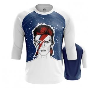 Merch Men'S Raglan David Bowie Ziggy Stardust