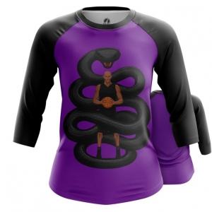 Merch Women'S Raglan Kobe Bryant Black Mamba