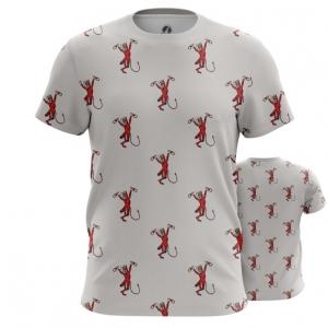 Merchandise Men'S T-Shirt Party Like A Diablo Pattern Top