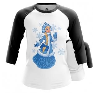 Collectibles Women'S Raglan Snow Maiden Russian Fairy Tales