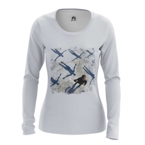 Collectibles Women'S Long Sleeve Muse Absolution Jersey Tee
