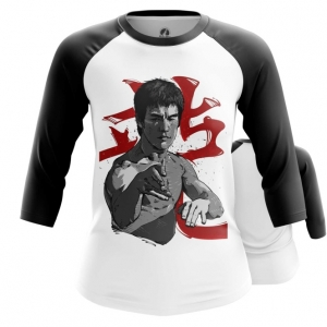 Merchandise Women'S Raglan Bruce Lee Jersey