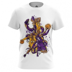 Merch Men'S T-Shirt Memory Kobe Bryant Top