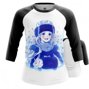 Collectibles Women'S Raglan Snegurochka Costume Snow Maiden