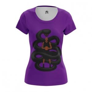 Merch Women'S T-Shirt Kobe Bryant Black Mamba Top