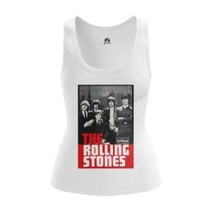 Collectibles Women'S Vest Rolling Stones Retro Style Cover Top Tank