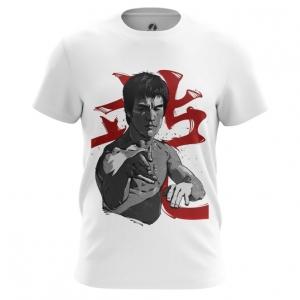 Merchandise Men'S T-Shirt Bruce Lee Jersey Top