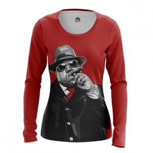 Merchandise Women'S Long Sleeve Notorious B.i.g. Biggie Smalls