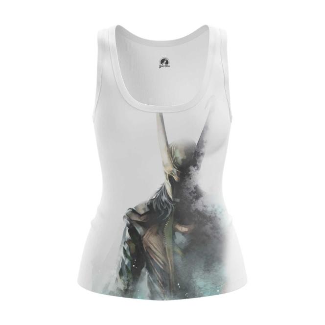 Merchandise Women'S Vest Loki Fan-Art Print Top Tank