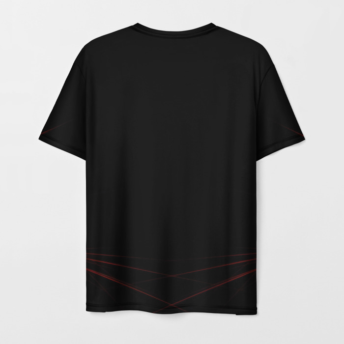 Merchandise Men'S T-Shirt Cyberpunk 2077 Samurai Black Label