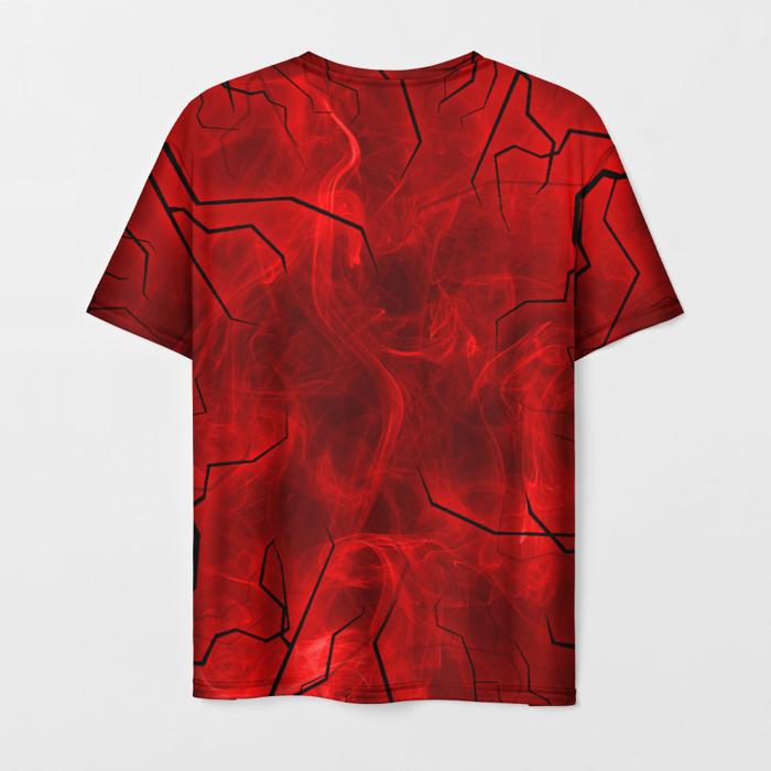 Merchandise Men'S T-Shirt Raid: Shadow Legends Red Print