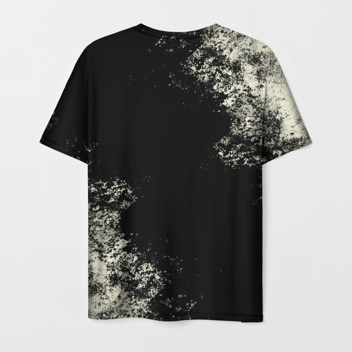 Collectibles Men'S T-Shirt The Last Of Us Apparel Text Black