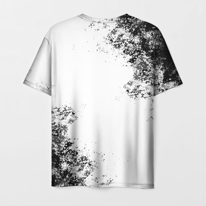 Merchandise Men'S T-Shirt The Last Of Us Text White Label