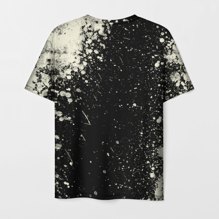 Merch Men'S T-Shirt The Last Of Us Clothes Print