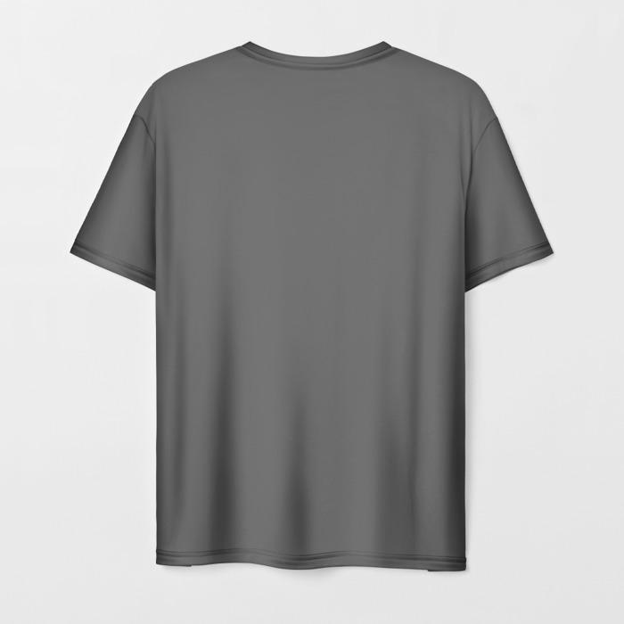 Merchandise Men'S T-Shirt Gears Of War 5 Skull Grey Image