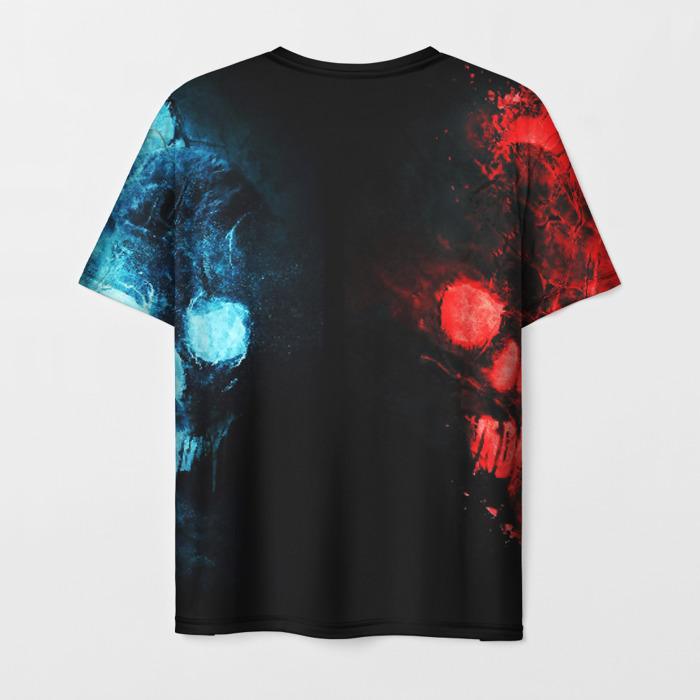 Merch Men'S T-Shirt Gears Of War 5 Logo Picture