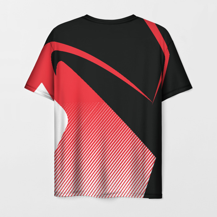 Merchandise Men T-Shirt Need For Speed Print Title Image