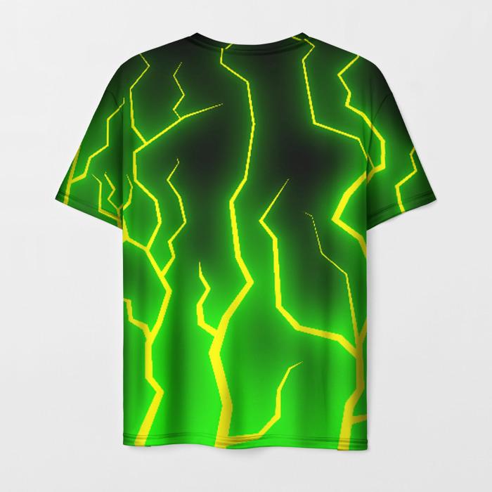 Merch Men'S T-Shirt Game Design Merch Stalker Lighting