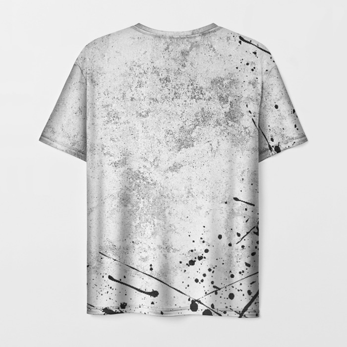 Merchandise Men'S T-Shirt Gray Text Game The Last Of Us