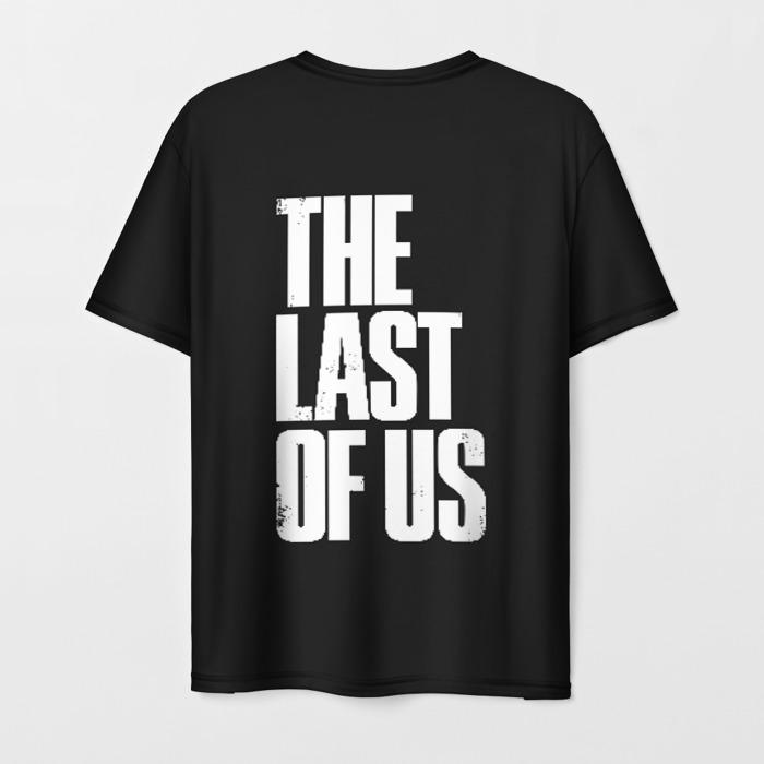 Merch Men'S T-Shirt Portraits Print The Last Of Us