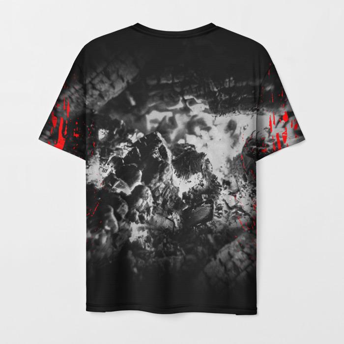 Merch Men'S T-Shirt Design Game Metro Exodus Print