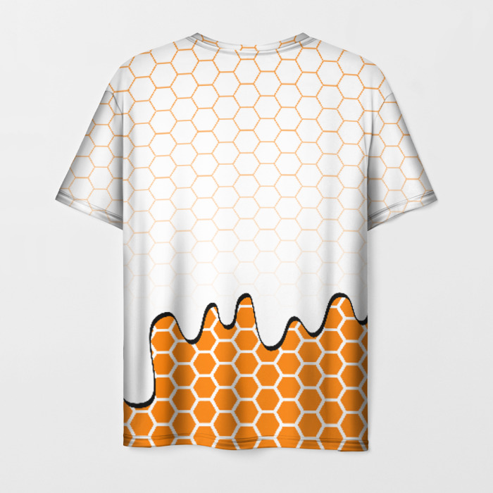 Merch Men'S T-Shirt Pattern Team Fortress White Print