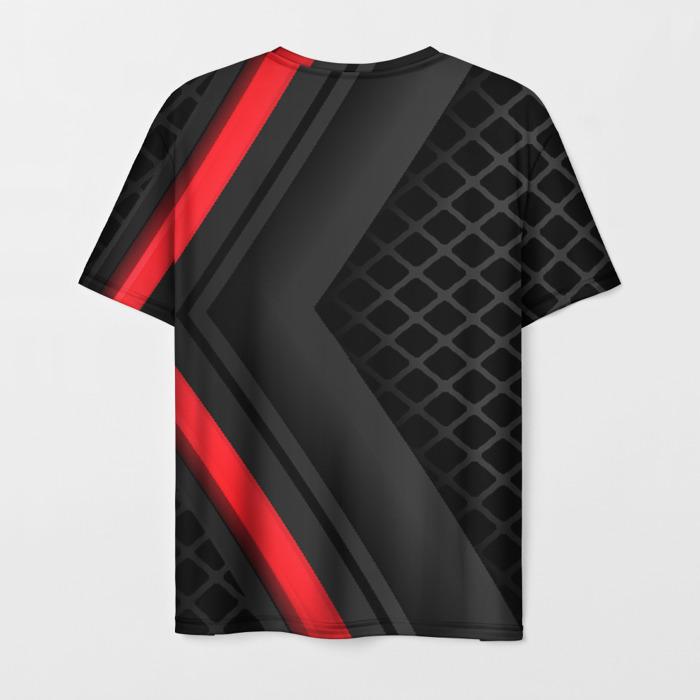 Merchandise Men'S T-Shirt Image Apparel Print Watch Dogs