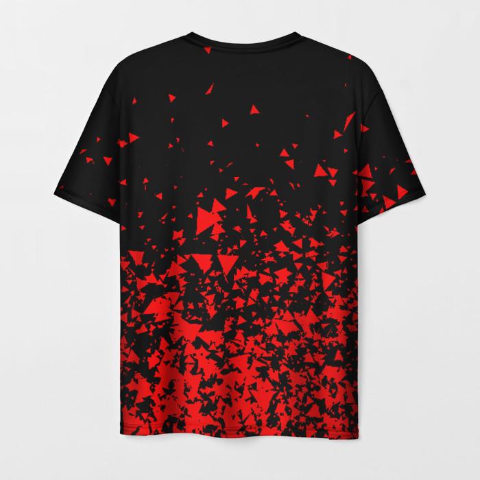Collectibles Men'S T-Shirt Emblem Sing Samurai Cyberpunk