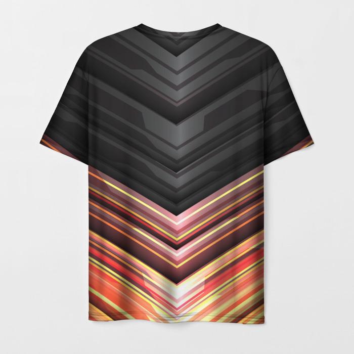 Collectibles Men'S T-Shirt Outline Design Wolfenstein Print